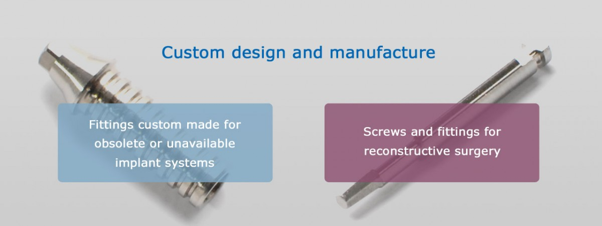 Custom Attachment Design and Manufacture